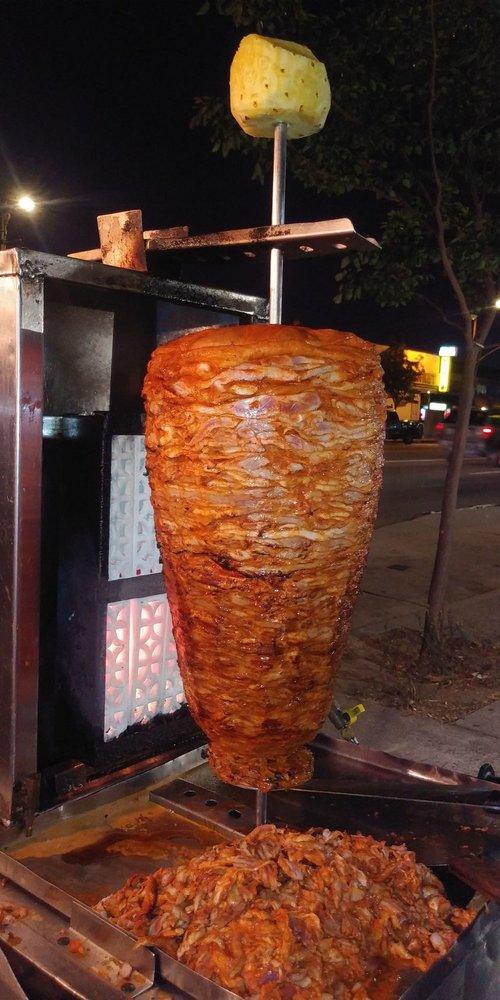 Tacos El Santa Cruz