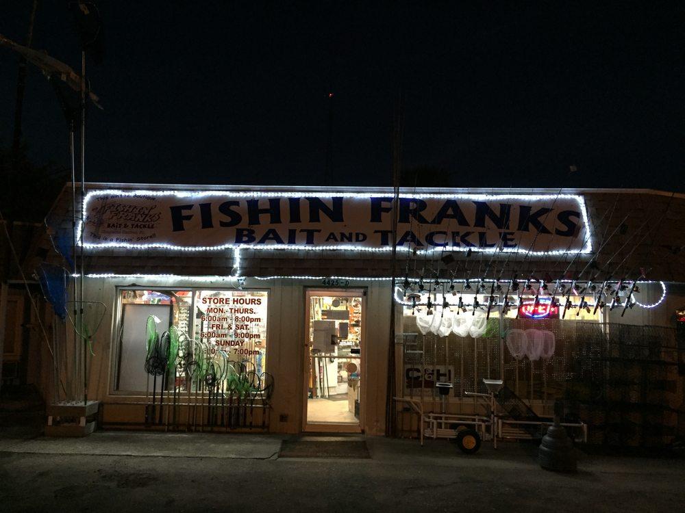 Fishin Franks: 4425-D Tamiami Trl, Port Charlotte, FL