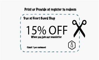 True at Heart Board Shop: 24412 Muirlands Blvd, Lake Forest, CA