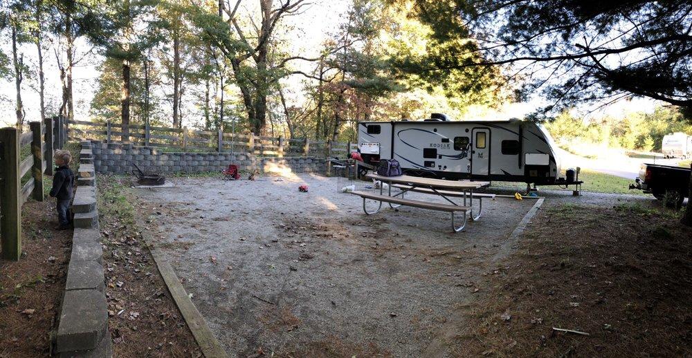 New River State Park: 358 New River State Park Rd, Jefferson, NC