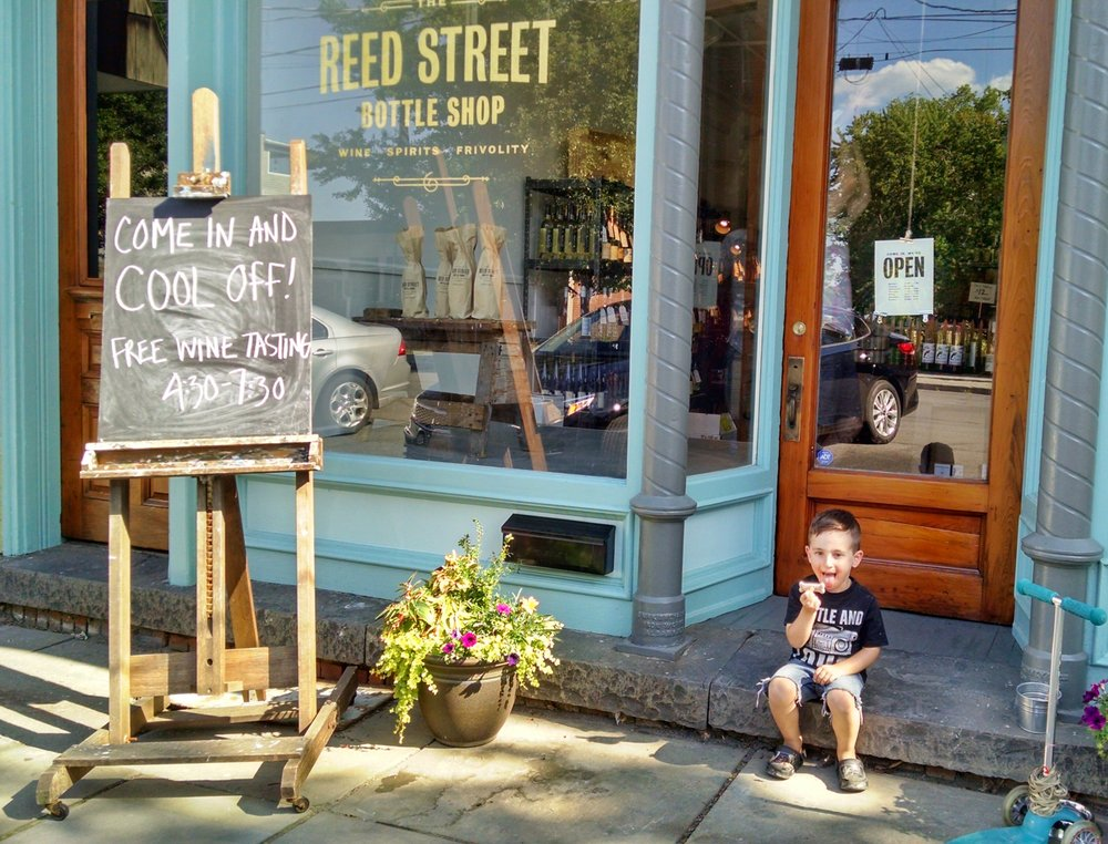 Reed Street Bottle Shop: 34 Reed St, Coxsackie, NY