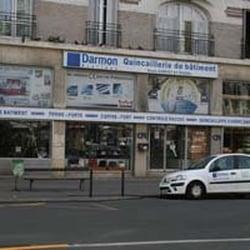 Darmon Quincaillerie Du Batiment Paris 18e