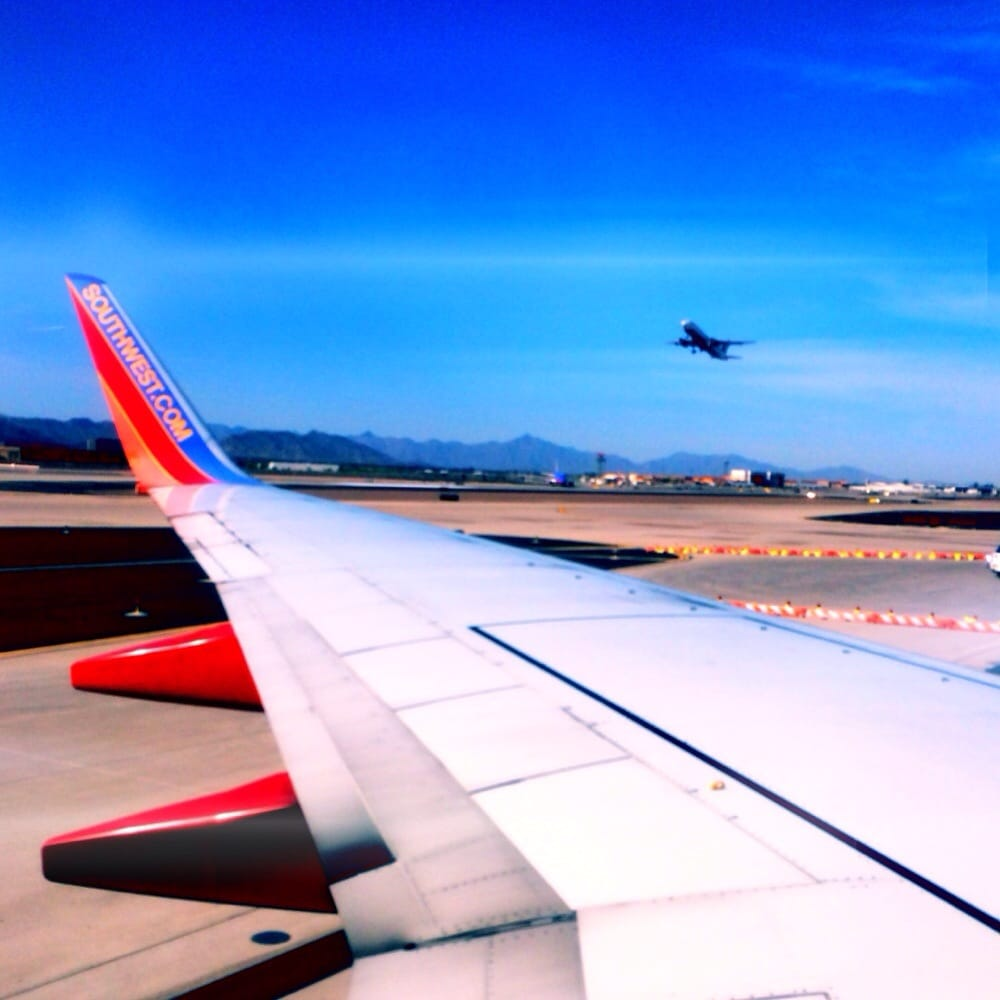 Alway's My First Choice! - Southwest Airlines
