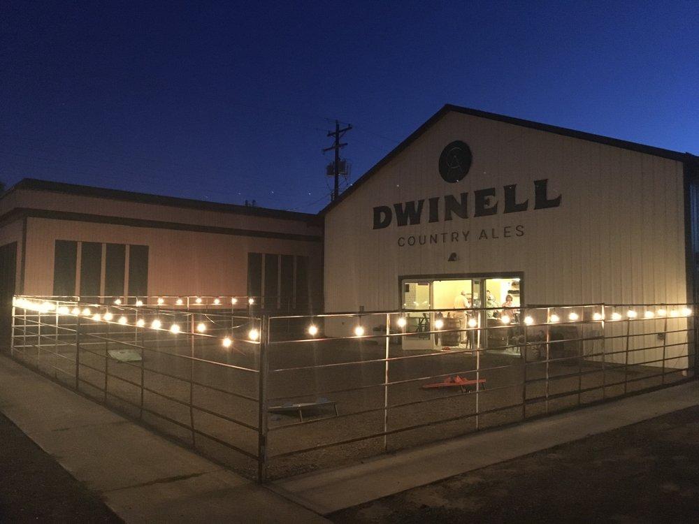 Dwinell Country Ales: 206 W Broadway St, Goldendale, WA