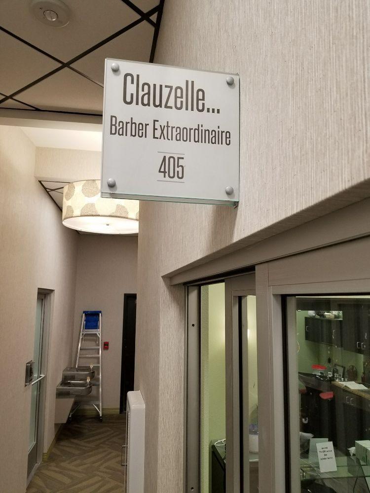 Man Cave Hair Salon : Clauzelle barber extraordinaire men s hair salons