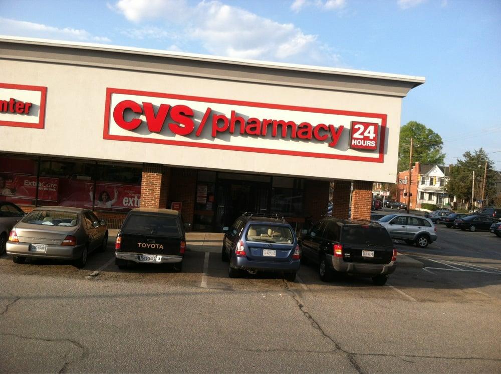 cvs pharmacy - drugstores