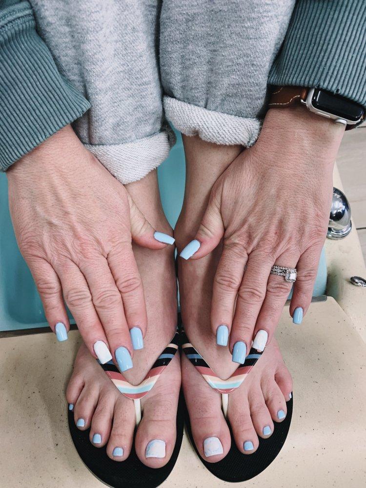Top Nails Spa & Waxing: 2338 E Thousand Oaks Blvd, Thousand Oaks, CA