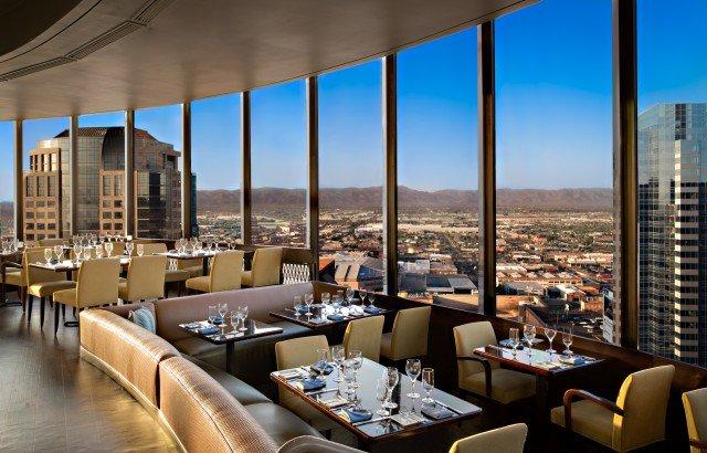 Find Restaurants Near Hyatt Regency Phoenix