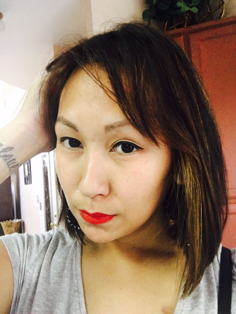 Bliss Hair Beauty Salon: When My Haircut Was Still #fresh Hehe