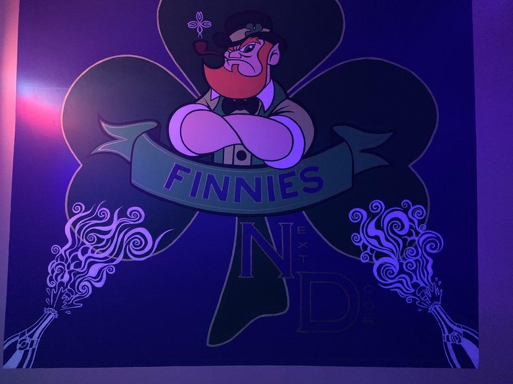 Finnies Next Door: 233 S Main St, South Bend, IN