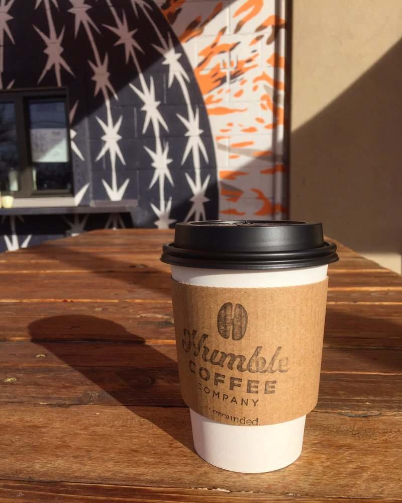 Social Spots from Humble Coffee Company