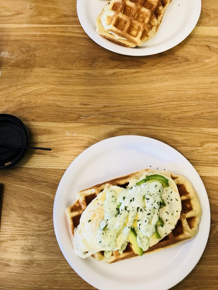 The Waffle Iron: 2631 S 25th E, Ammon, ID