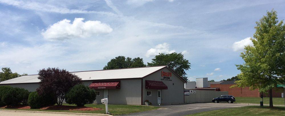 Charlie's Bark Park - Belleville: 350 Enterprise Ave, Belleville, WI