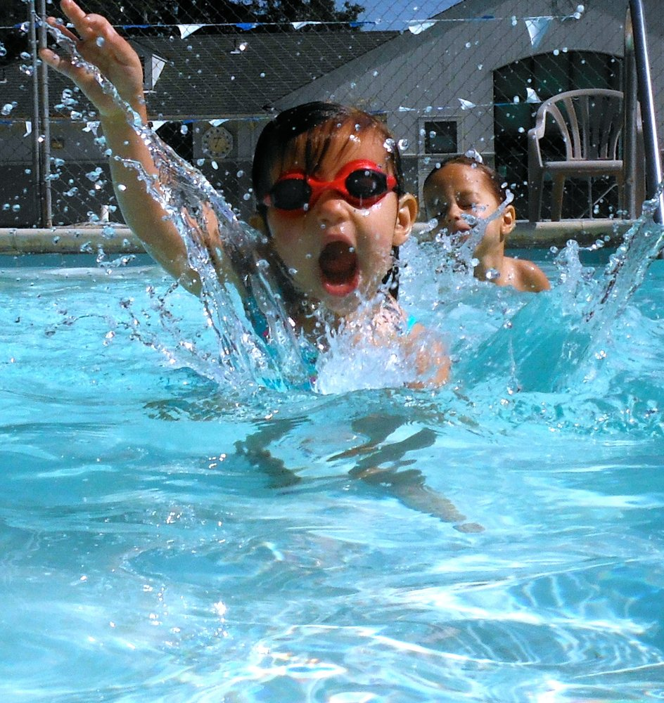 Jim Booth Swim School - Harvey West Pool Santa Cruz