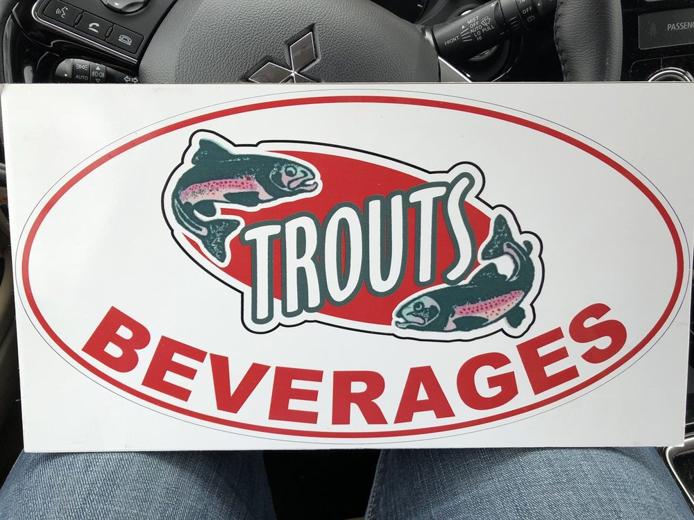 Trouts Beverage Warehouse