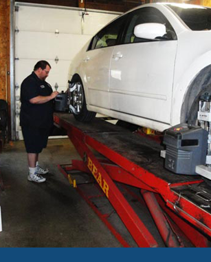 Mikes Wheel Alignment: 208 Maple Ridge Rd, Greensboro, PA