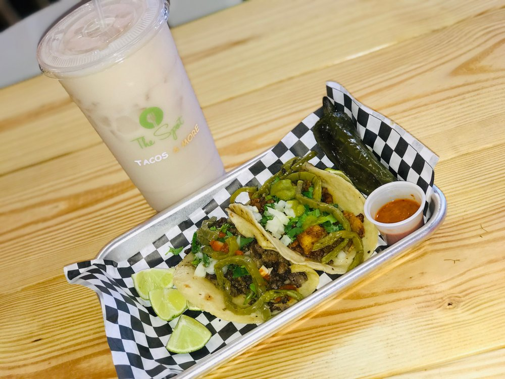 The Spot Tacos and More: 2303 1st St, Bradenton, FL
