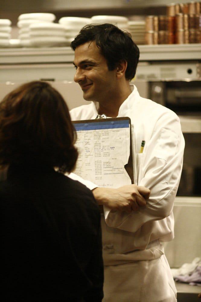 Junoon Restaurant New York Vikas Khanna
