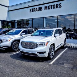 Straub Motors Buick GMC Car Dealers State Rte S - Buick dealership nj