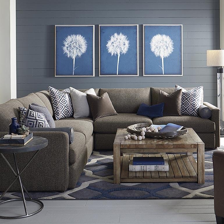 Bassett Furniture Augusta Ga: Allure Sofa / Sectional