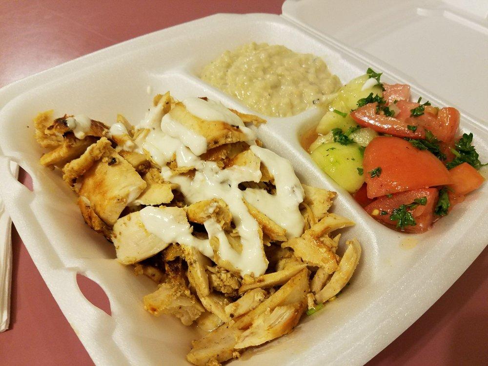 Madonna's Mediterranean Cuisine: 408 Smithfield St, Pittsburgh, PA