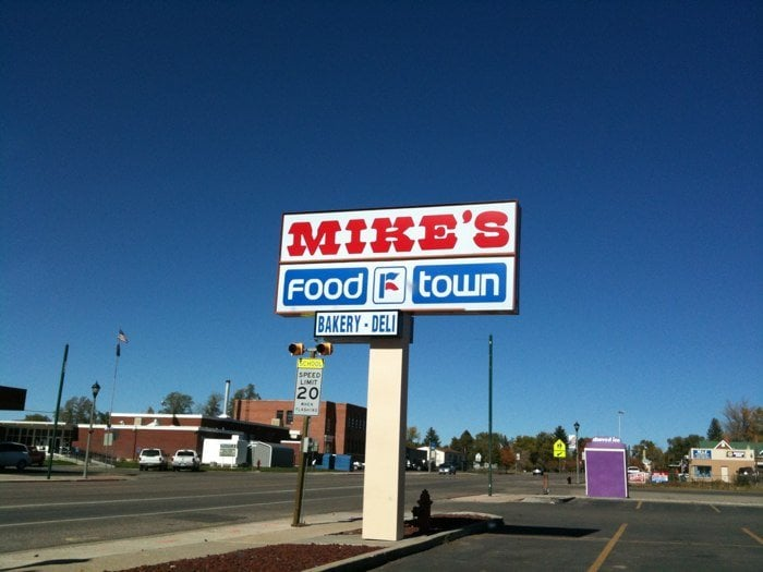 Mike's Food Town: 270 N Main St, Beaver, UT