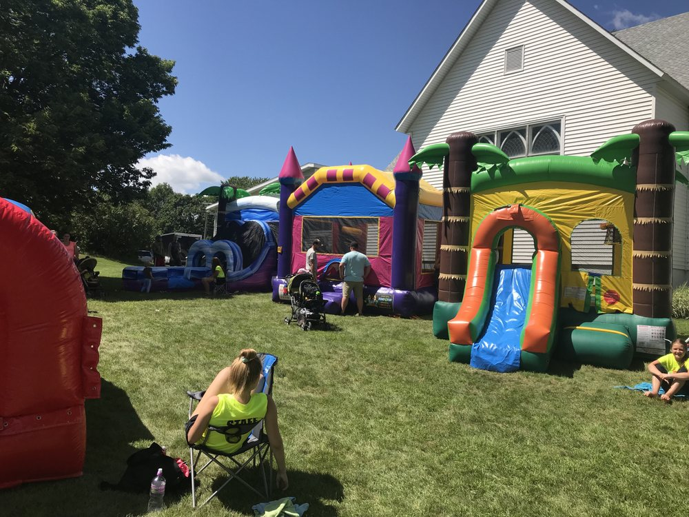 Lakes Area JUMP4FUN Inflatables: 3015 Hwy 29 S, Alexandria, MN