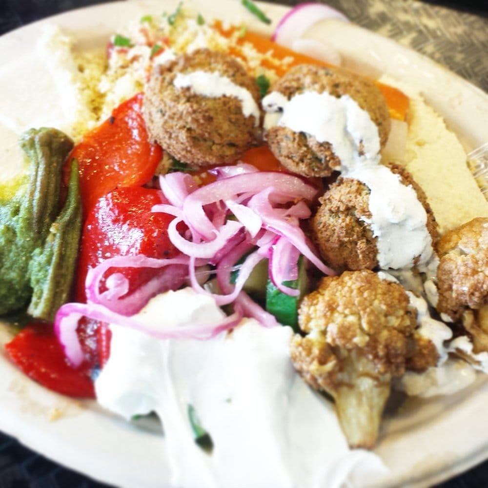 Moshe's Golden Falafel