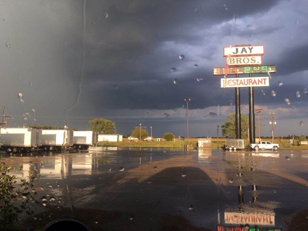 Jay Bros Truck Stop: 74975 Rd 444, Overton, NE