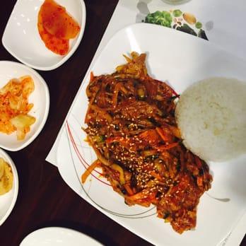 Korean Restaurant Laredo Tx