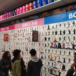 photo of party city brooklyn ny united states the selection of costumes - Party City Store Costumes