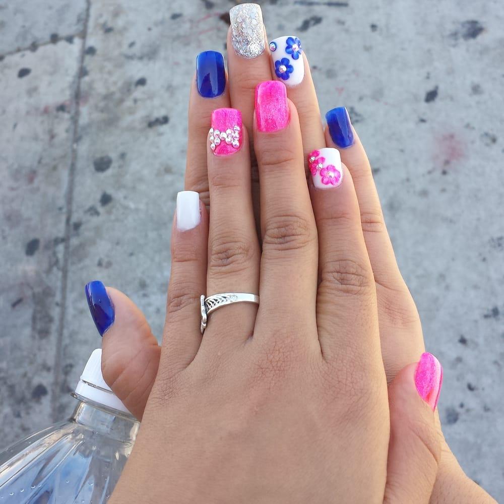 Unas Nohemi - 22 Photos - Nail Salons - 3041 E Gage Ave, Los Angeles ...
