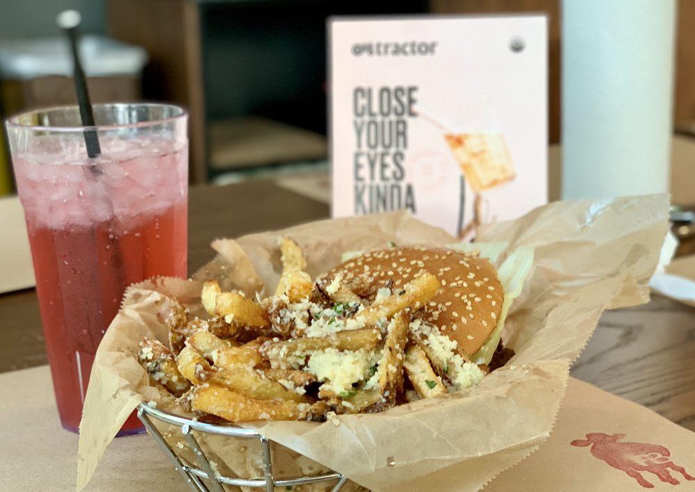 Farm Burger: 22 14th St NW, Atlanta, GA