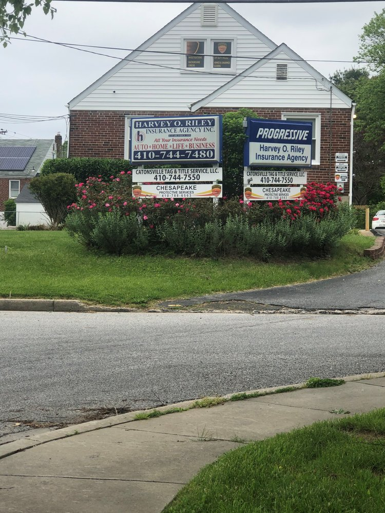 Catonsville Tag and Title Service: 1012 Ingleside Ave, Catonsville, MD