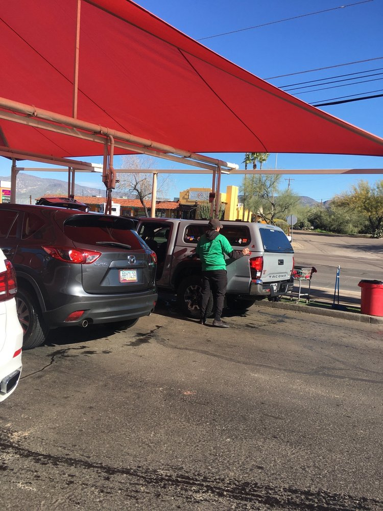 Cave Creek Car Wash: 6925 E Cave Creek Rd, Cave Creek, AZ