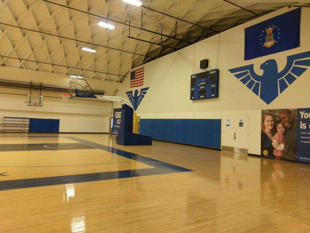 Warhawk Fitness Center