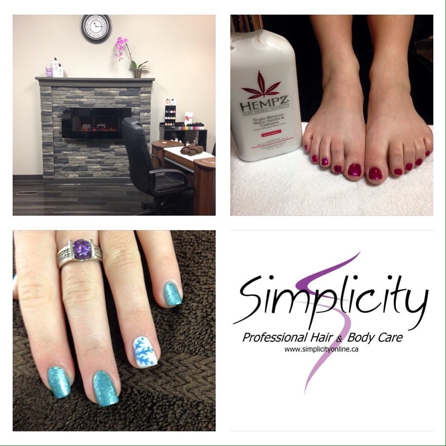 Simplicity - Professional Hair & Body Care: 261 Scott Street, Fort Frances, ON