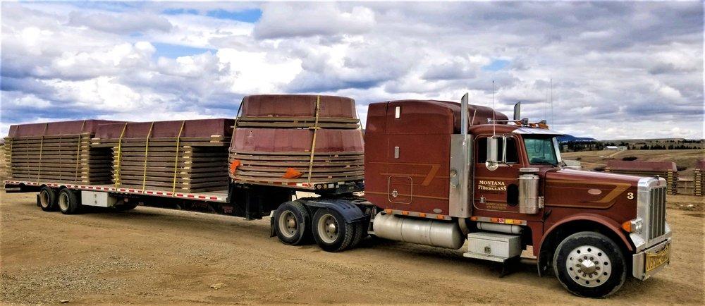 Montana Fiberglass: 2063 Casino Creek Dr, Lewistown, MT