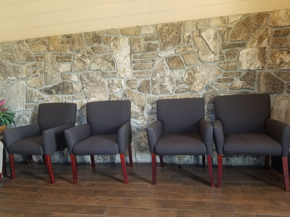 Waiting room with 10 seats yelp for New century honda
