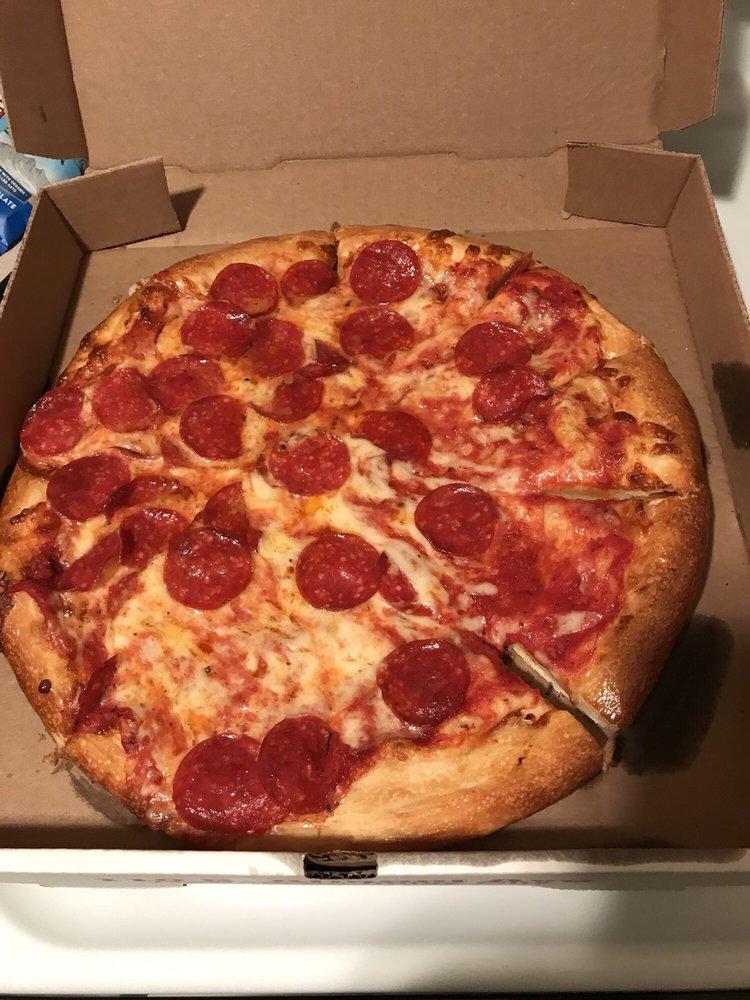 Pizza Machine: 110 S Almont Ave, Imlay City, MI