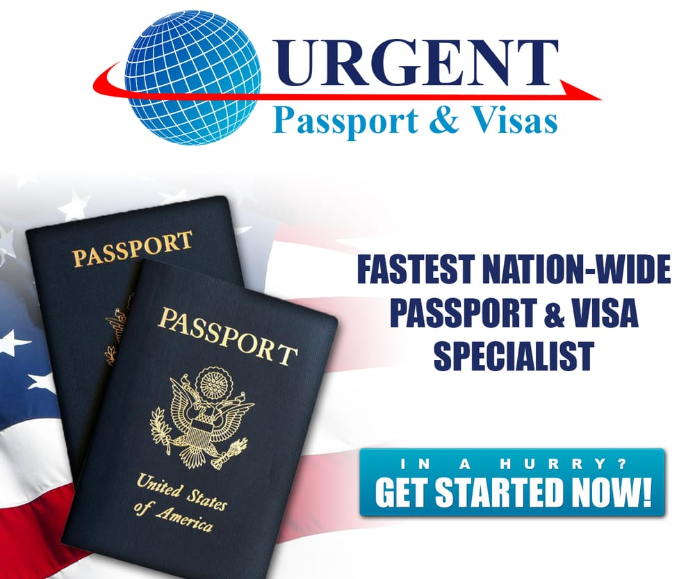 Photo of Urgent Passport & Visa: Washington, DC, DC