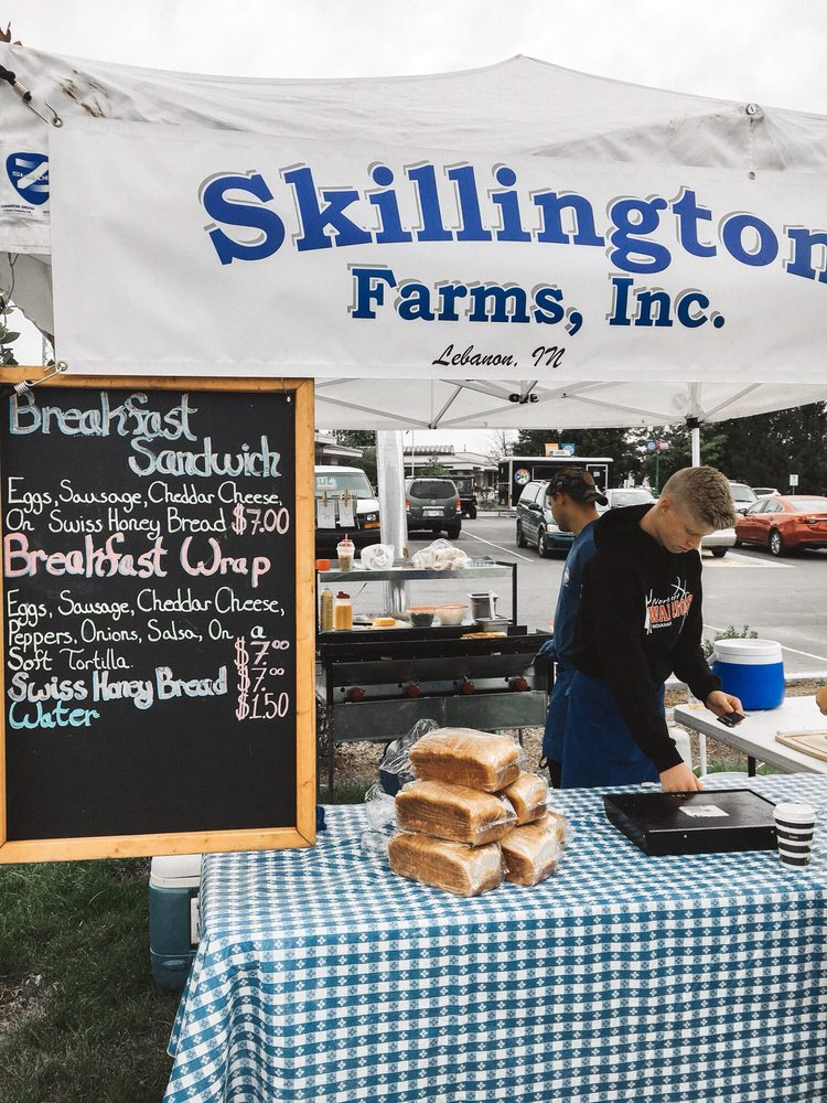 Fishers Farmers Market: 11601 Municipal Dr, Fishers, IN