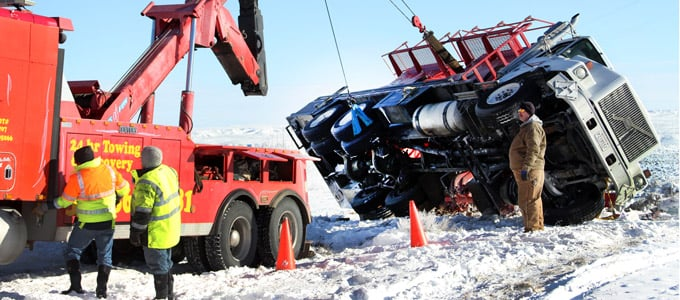 Specialty Towing: 144 N 6th St, Thermopolis, WY