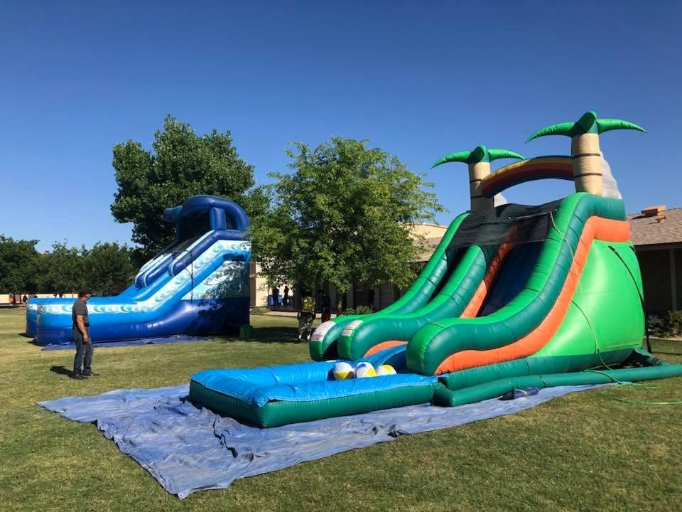 Backyard Bounce AZ: 320 N Tomahawk Rd, Apache Junction, AZ