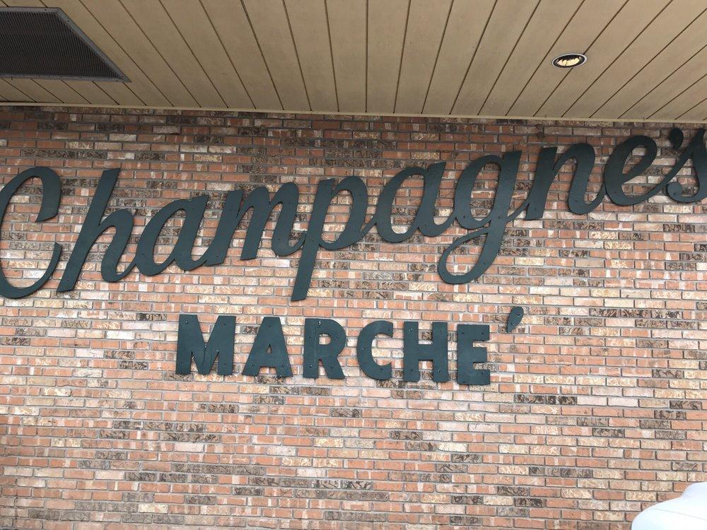 Champagne's Marche'supermarket: 3802 Highway 31, Leonville, LA