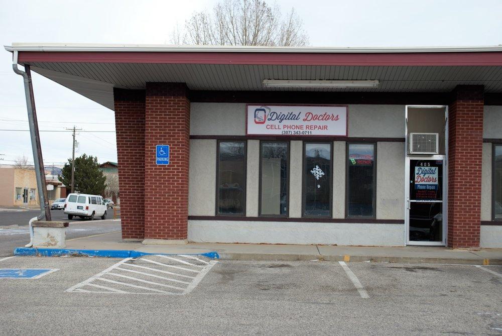 Digital Doctors: 405 S 21st St, Laramie, WY
