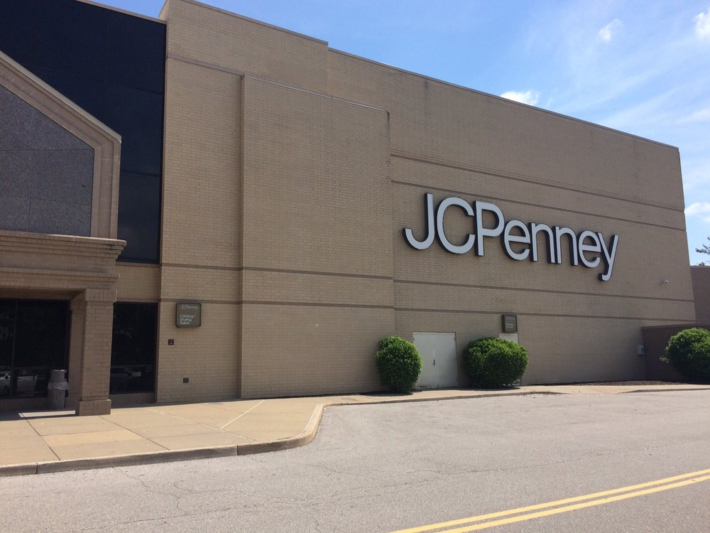 JCPenney: 4 Mid Rivers Mall, Saint Peters, MO