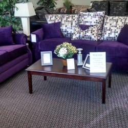 Charmant Photo Of CM City   Statesboro, GA, United States. Callista Grape Sofa And