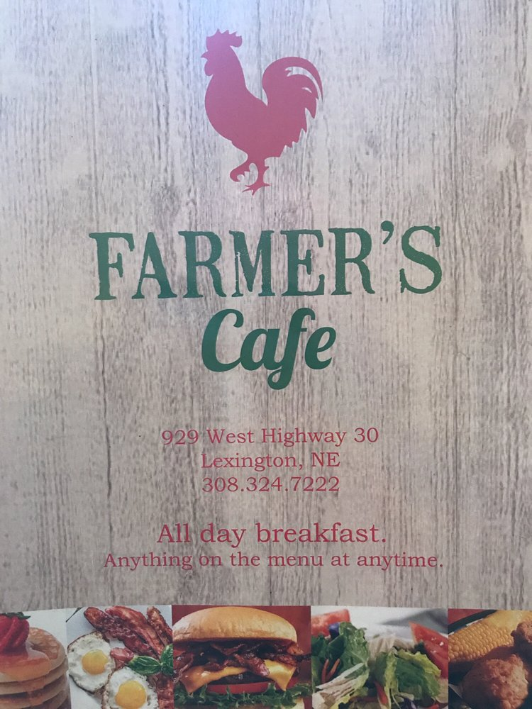Farmer's Cafe: 929 Us-30, Lexington, NE