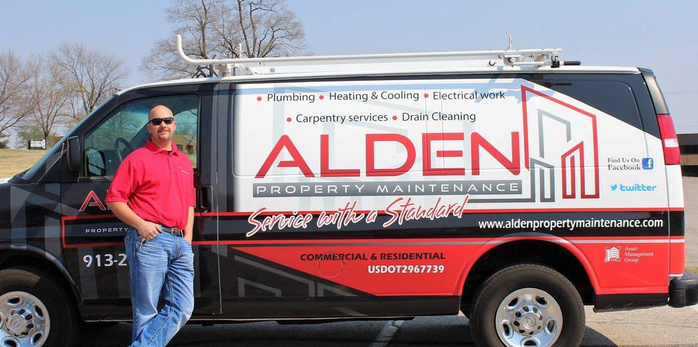 Alden Property Maintenance: 15510 State Ave, Basehor, KS